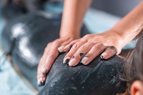 Tratamiento de algas + masaje