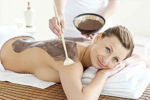 Tratamiento de fangos + masaje